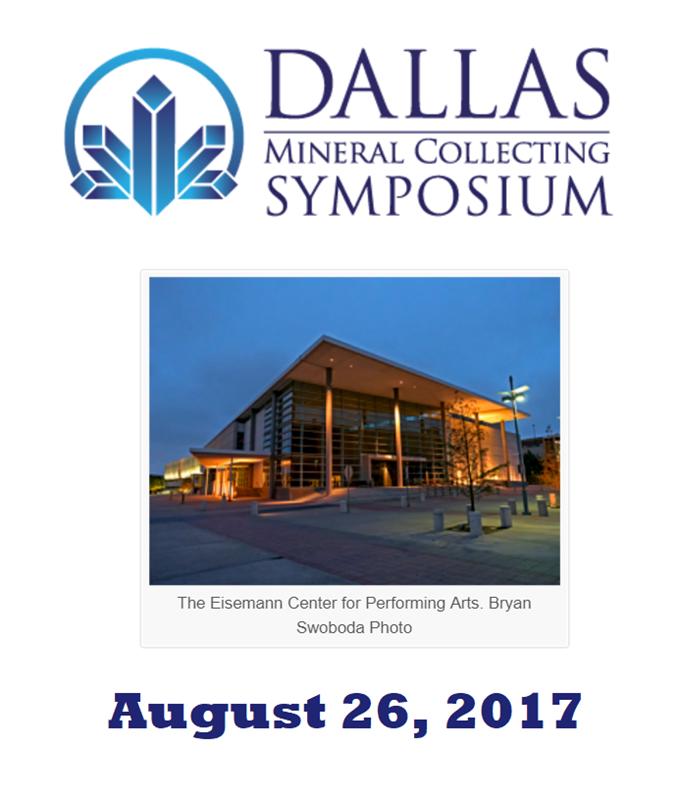 Dallas Mineral Symposium
