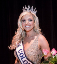 We Are Thankful For Our Own Ms. Colorado ... Krystle Dorris!