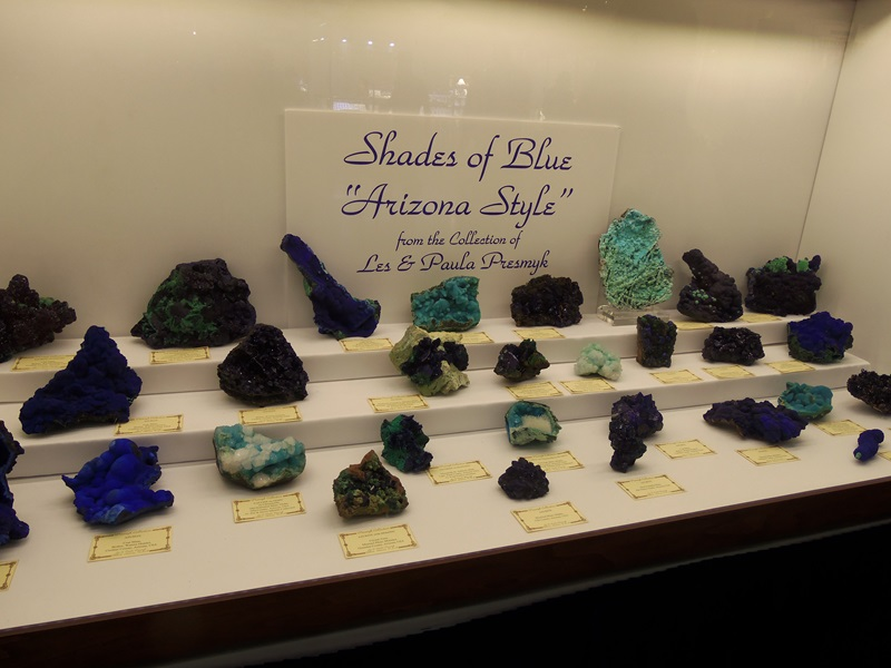 "Known as the ""Main Event"", the Tucson Gem & Mineral Show is the show that started it all.  They set a theme annually."