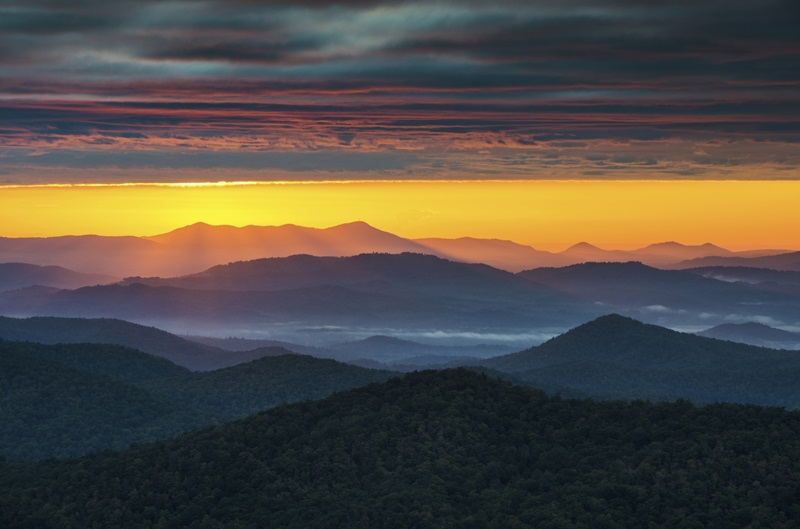 Franklin, North Carolina, nestled in the Great Smoky Mountains, is home to gem and mineral showcases (5 shows) in both May and July every year.