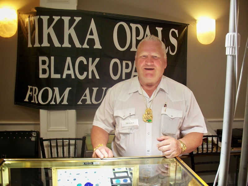 TIKKA OPALS is always a crowd favorite.