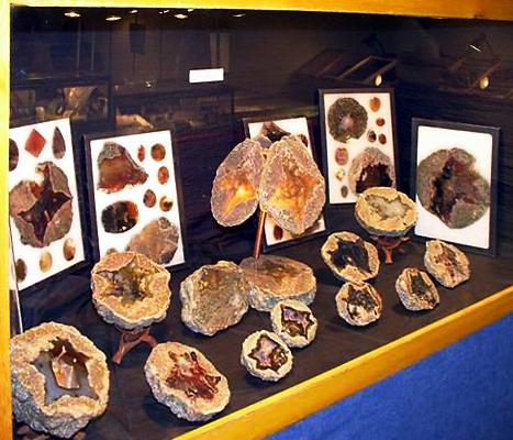 Mineral Exhibits