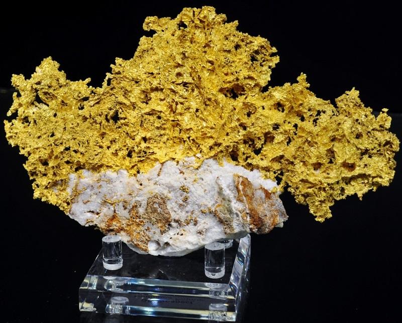 Natural gold!