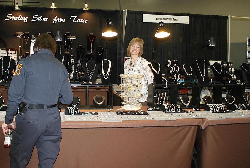 One of hundreds of vendors