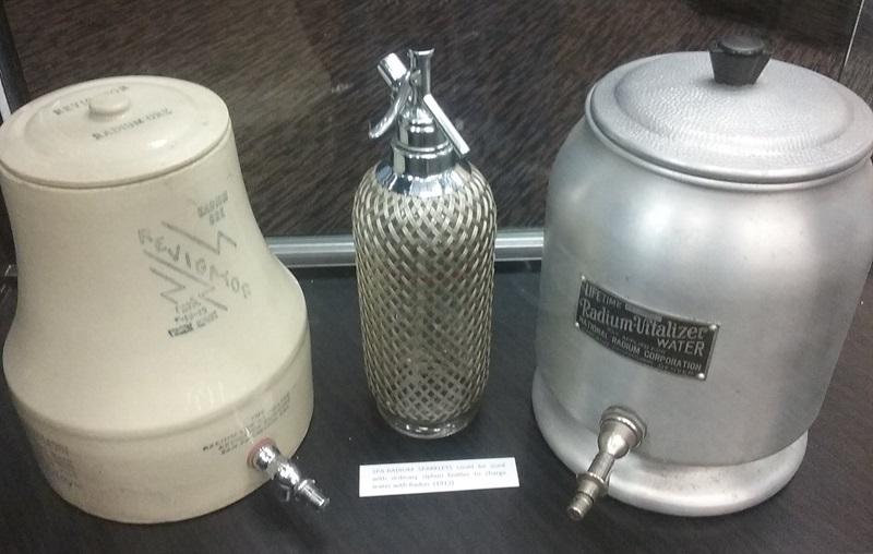 PAST EXHIBIT:  The Weird History of Radium