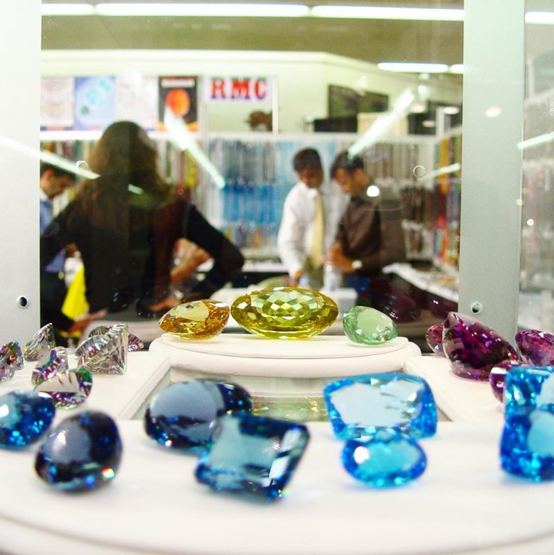 Beautiful gems at the JOGS Show.