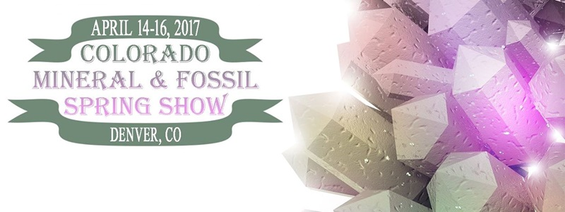Colorado Mineral and Fossil Show