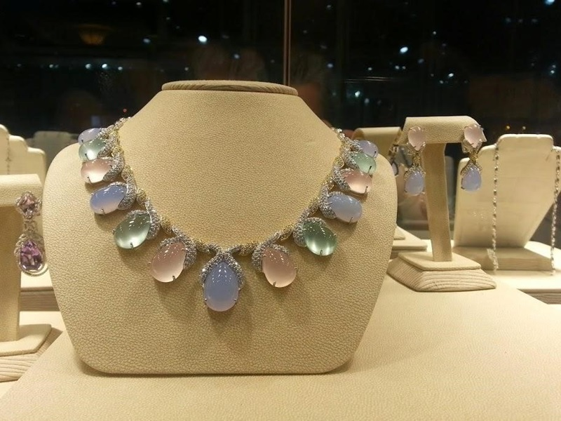 Spark Creations Pastel Drops at the LUXURY show in Las Vegas